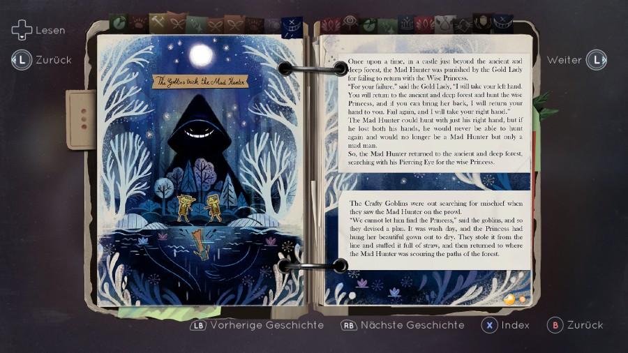 Illustration aus dem Buch der Goblins in Tell Me Why